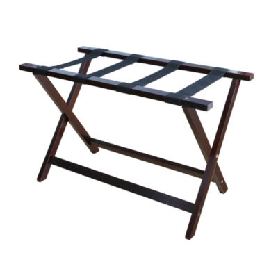 "Heavy Duty 30"" Extra Wide Luggage Rack"