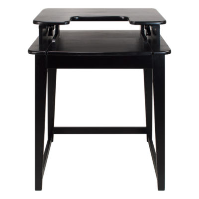 Freestyle Stand-Up Desk with Leg