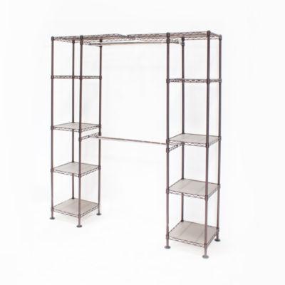 Seville Classics® Expandable Closet Organizer System