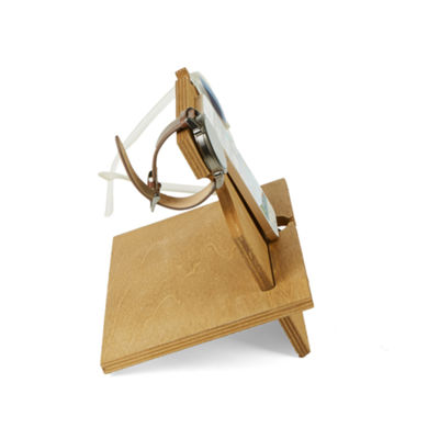 Mind Reader Wood Accessory and Media Stand