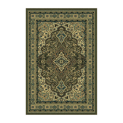 Castello Charm Traditional Oriental Medallion Area Rug