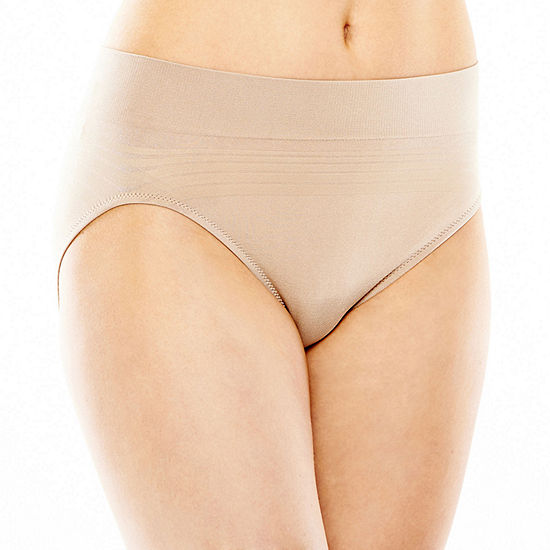 Warner's No Pinching. No Problems.® Seamless High-Cut Panty RT5501P