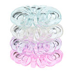 Mixit Coil 4-pc. Hair Ties