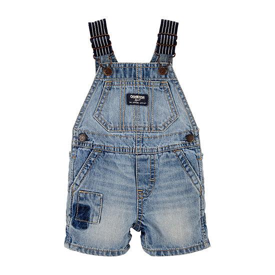 Oshkosh Boys Shortalls - Baby