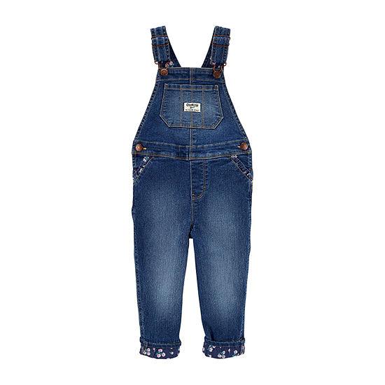 Oshkosh - Toddler Girls Overalls