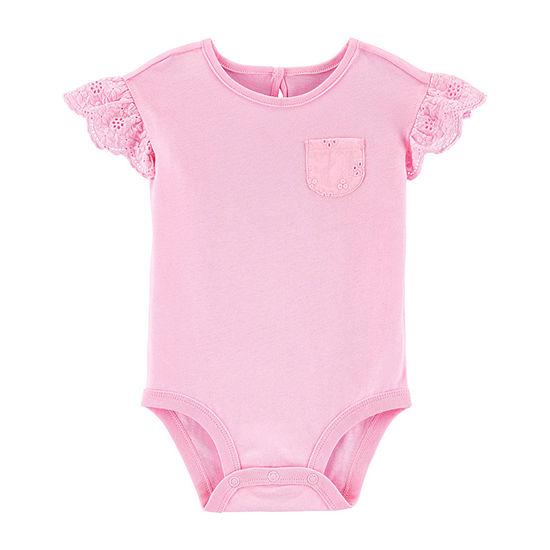 Oshkosh Baby Girls Bodysuit