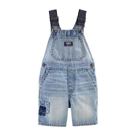 Oshkosh - Toddler Boys Shortalls