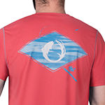 American Outdoorsman Mens Crew Neck Short Sleeve Graphic T-Shirt