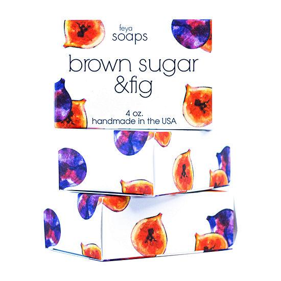 Set Of 3 Brown Sugar Fig Soap Potpourri