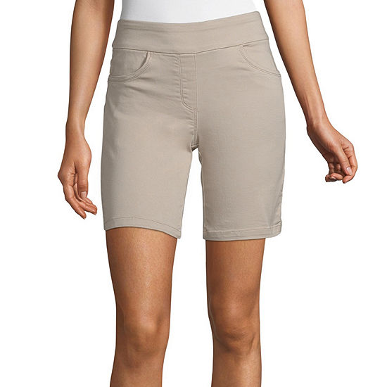 Liz Claiborne Pull On Short - Tall