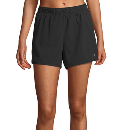 Xersion Train Womens Running Short, Small , Black - 84004800067