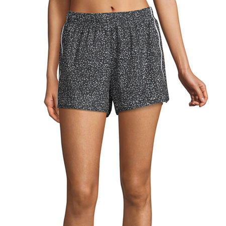 Xersion Train Womens Running Short, Medium , Black - 84004800273