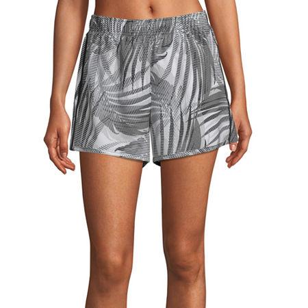 Xersion Train Womens Running Short, Large , Black - 84004820083