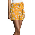 Liz Claiborne Womens Soft Short