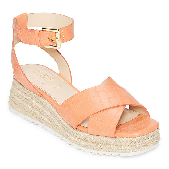 Liz Claiborne Womens Eastside Strap Sandals
