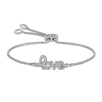 Muse Diamond Accent In Sterling Silver