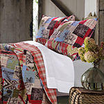Greenland Home Fashions Rustic Lodge Quilt Set