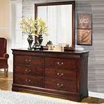Signature Design by Ashley® Ramsay Dresser and Mirror Set