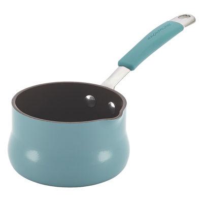 Rachael Ray® Cucina ¾-qt. Hard-Enamel Nonstick Butter Warmer