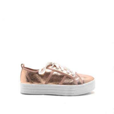 Qupid Womens Sneakers Lace-up
