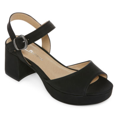 CL by Laundry Womens Krystal Strap Sandals