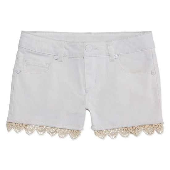 Arizona Denim Shortie Shorts - Toddler