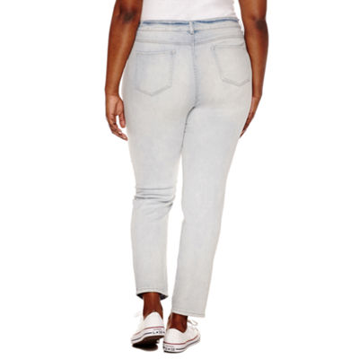 Rewash Skinny Fit Jean-Juniors Plus