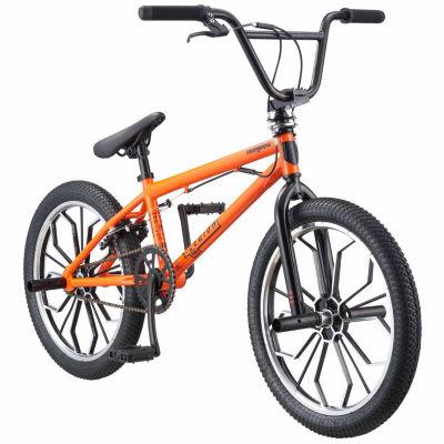 "Mongoose Legion Mag 20"" Boys Freestyle Bike"
