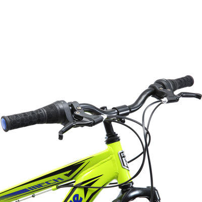 "Mongoose Mech 24"" Boys Front Suspension Mountain Bike"
