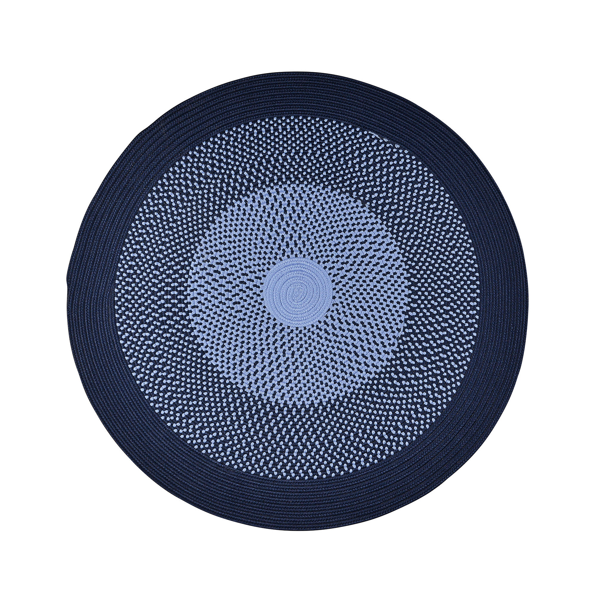 JCPenney Home Expressions Reversible Braided Round Rug