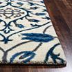 Rizzy Home Valintino Ornamental Rectangular Rugs