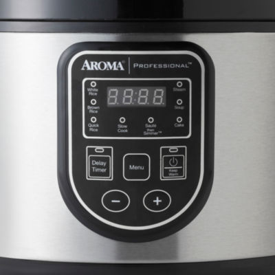 Aroma ARC-988SB Professional 16 Cup Digital Rice Cooker