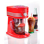 Nostalgia FBS400COKE Coca-Cola® 40-Ounce Frozen Beverage Station