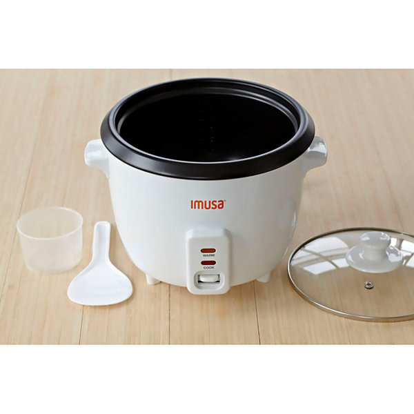 IMUSA GAU-00011 3-Cup Rice Cooker