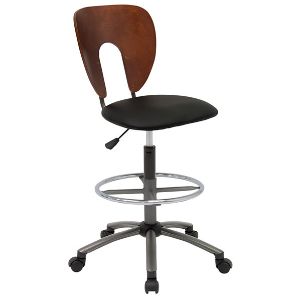 Foot Ring Office Chair