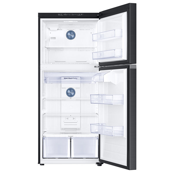 Samsung ENERGY STAR® 21.1 cu. ft. Top Freezer Refrigerator with FlexZone™ Freezer