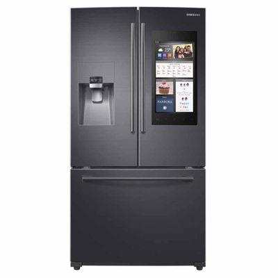Samsung ENERGY STAR®  24.2 cu. ft. Family Hub™ French-Door Refrigerator