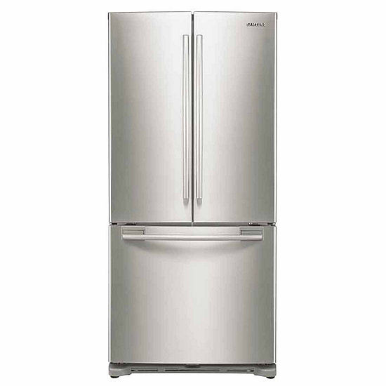 Samsung 33 Wide 175 Cu Ft Counter Depth French Door Refrigerator