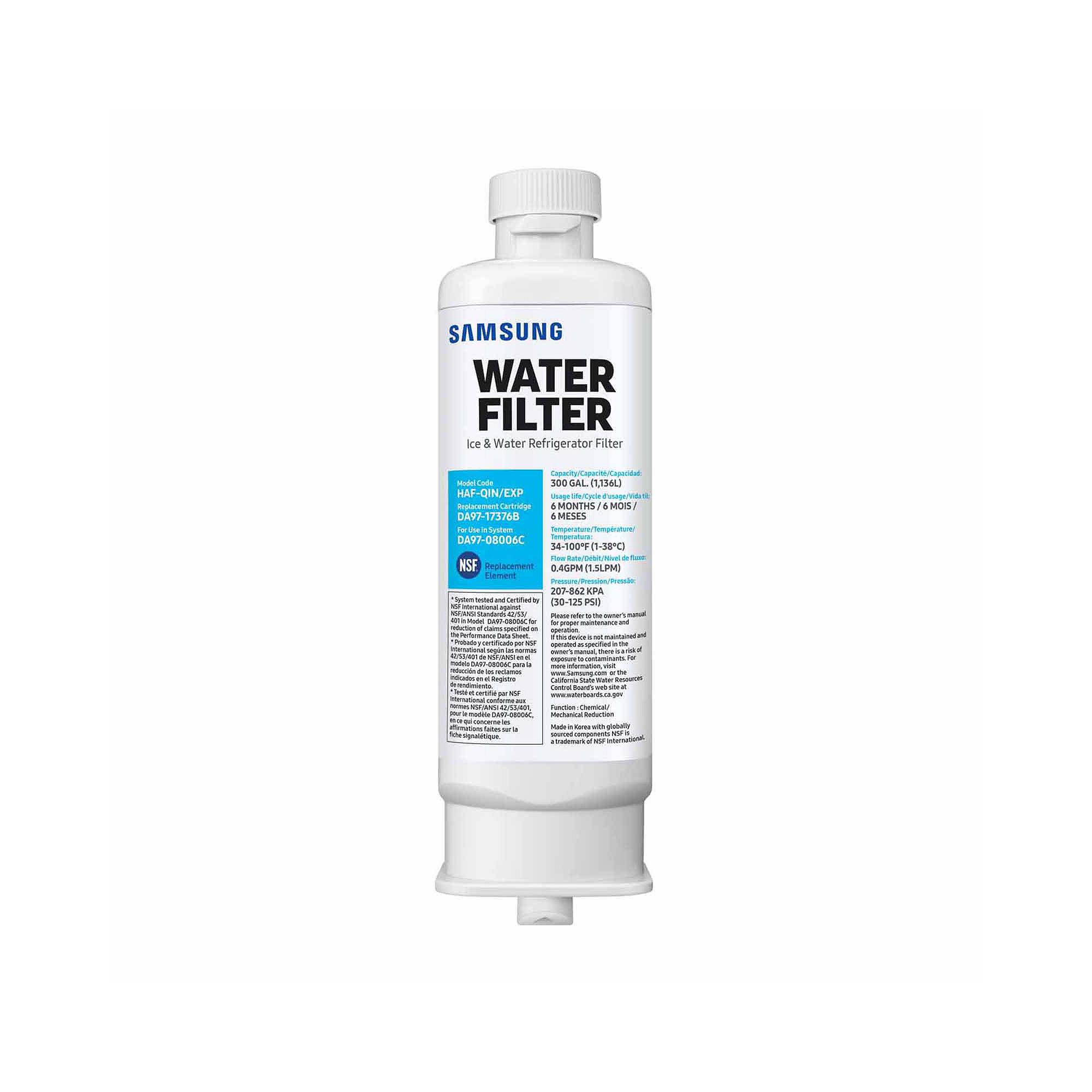 Samsung Refrigerator Water Filter - HAF-QIN/EXP