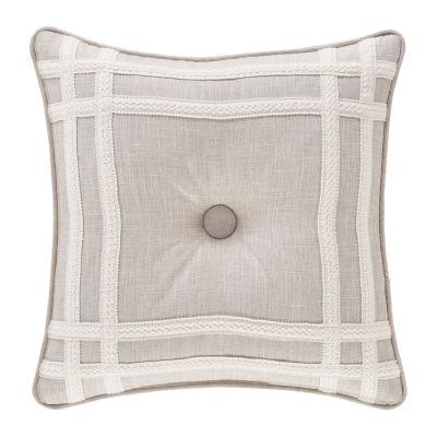 Queen Street Leanna 18x18 Square Throw Pillow