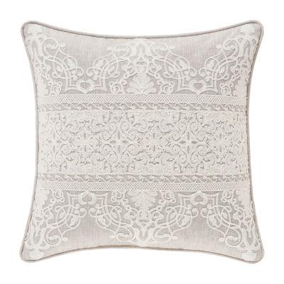 Queen Street Leanna 20x20 Square Throw Pillow