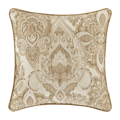 Queen Street Sandy 20x20 Square Throw Pillow
