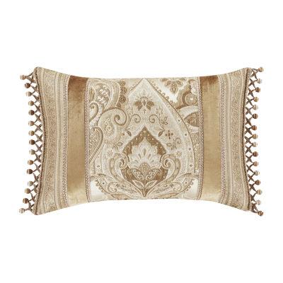 Queen Street Sandy Boudoir Throw Pillow