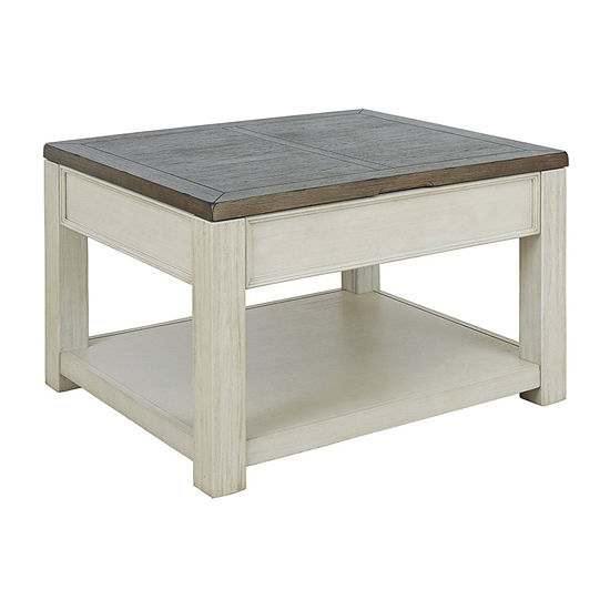 Signature Design by Ashley Roanoke Collection Lift-Top Coffee Table
