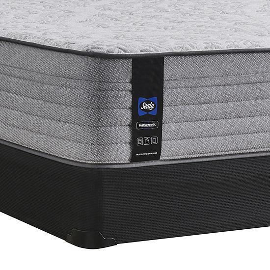 Sealy® Retford Firm Euro Top - Mattress + Box Spring