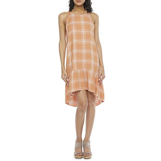 a.n.a Sleeveless High-Low Dress