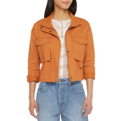 a.n.a Womens Cropped Jacket