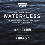 Levi's® Water<Less™ Womens Classic Straight - Plus