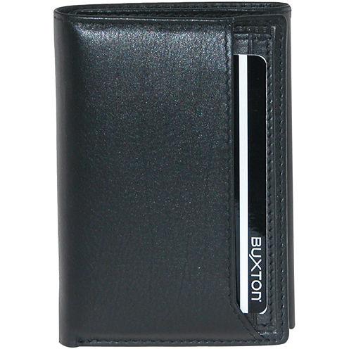 Buxton® Houston RFID Leather Trifold Wallet