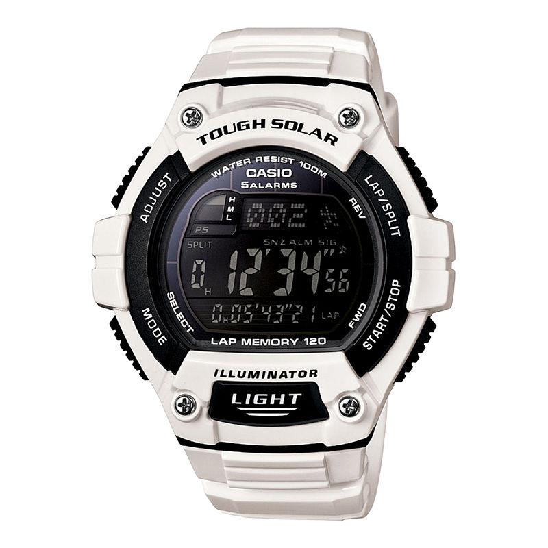 Casio Solar Runner Large Case Watch WS220C-7B